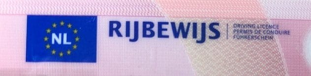 Verlopen rijbewijs en code95 zeven maanden langer geldig !